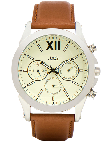 JAG - Hugo Stainless Steel Watch - J1931