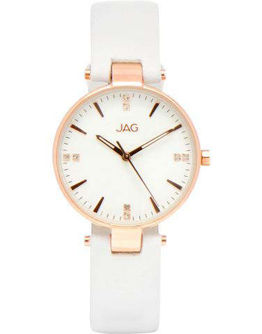 JAG -  Piper Rose Gold Watch - J1946