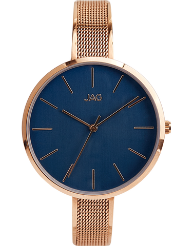 JAG -  Julia Rose Gold Watch - J1972A