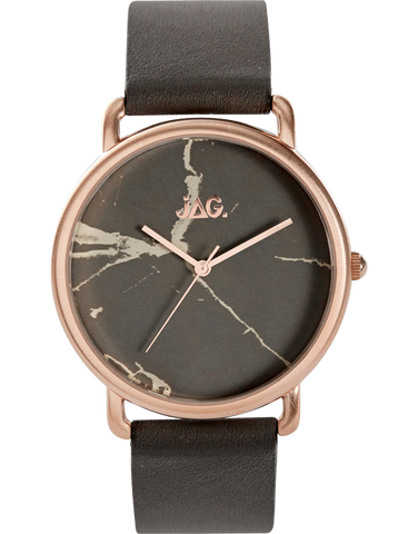 JAG - Ivy Rose Gold Plated Watch - J2036