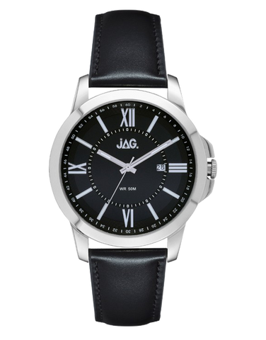 JAG - Xavier Stainless Steel Watch - J2154 - 771293
