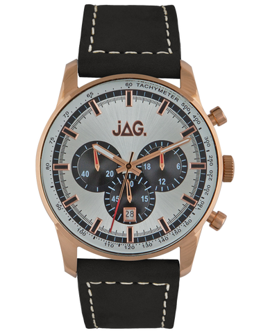 JAG -  Rose Gold Watch - J2171 - 768766