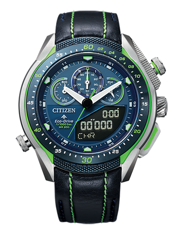 Citizen - Mens Eco-Drive Promaster Land Watch - JW0148-12L - 781508