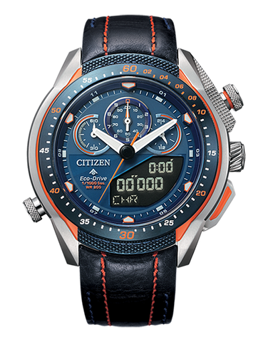 Citizen - Mens Eco-Drive Promaster Land Watch - JW0149-10L - 781509