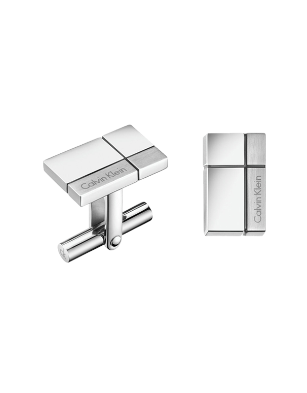 Calvin Klein - Stainless Steel Cufflinks - KJ3PMC0901 - 759942