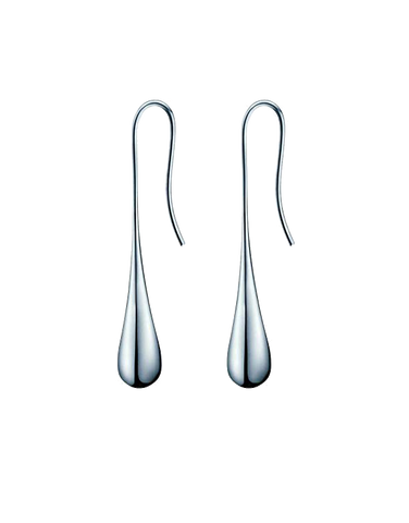 Calvin Klein Ellipse - Stainless Steel Closed Earrings - KJ3QME000100 - 760613