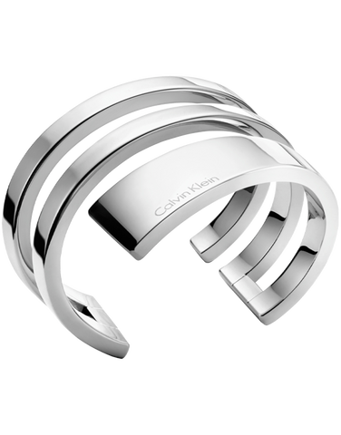 Calvin Klein Beyond - Stainless Steel Bangle - KJ3UMF0001