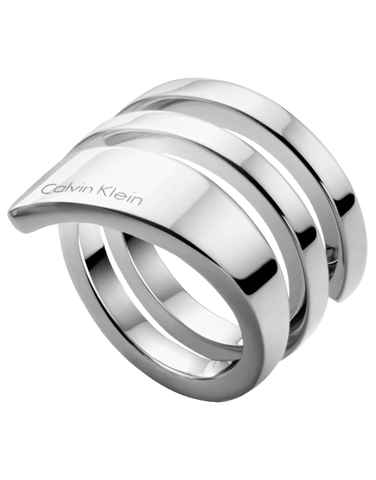 Calvin Klein Beyond - Stainless Steel Ring - KJ3UMR0001