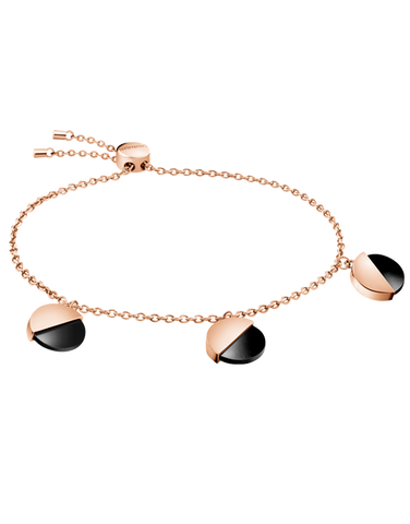 Calvin Klein Spicy - Stainless Steel Rose Gold Bracelet - KJ8RBB140100 - 767847