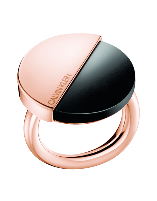 Calvin Klein Spicy - Stainless Steel Rose Gold Ring - KJ8RBR1401 - 767848 - Salera's Melbourne, Victoria and Brisbane, Queensland Australia