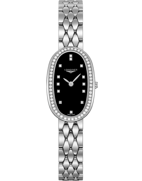 Longines Symphonette - Quartz Watch - L2.305.0.57.6 -761290 - Salera's