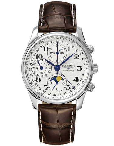 Longines Master Collection - Automatic Multifunction Watch - L2.673.4.78.3