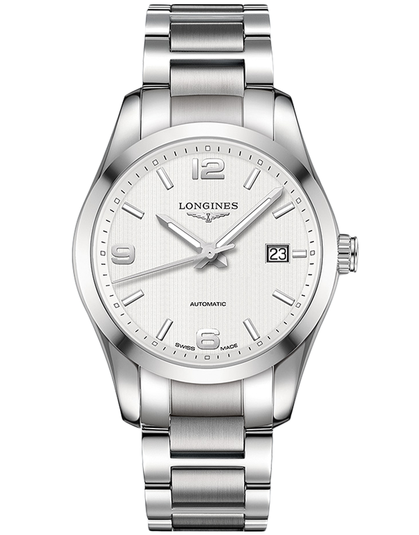 Longines Conquest Classic - Automatic Watch - L2.785.4.76.6 - Salera's Melbourne, Victoria and Brisbane, Queensland Australia