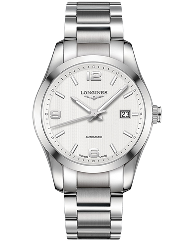 Longines Conquest Classic - Automatic Watch - L2.785.4.76.6