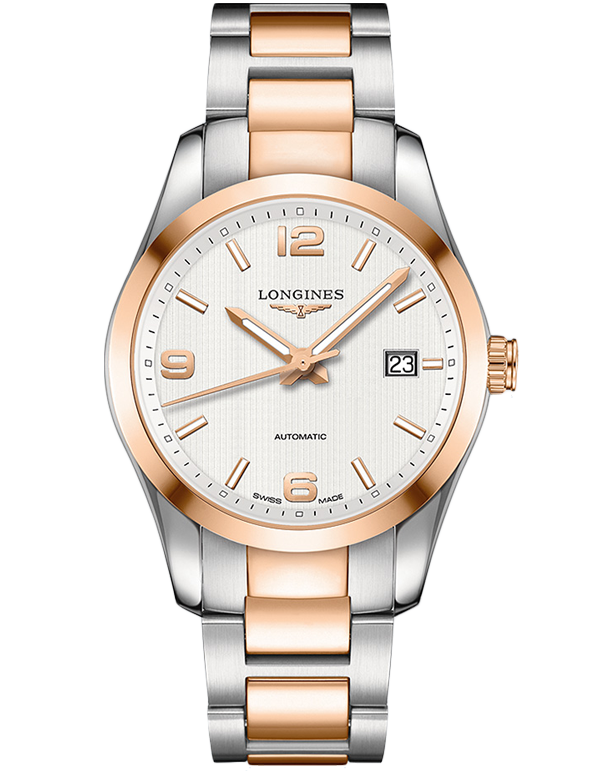 Longines Conquest Classic - Automatic Watch - L2.785.5.76.7 - 753864 - Salera's