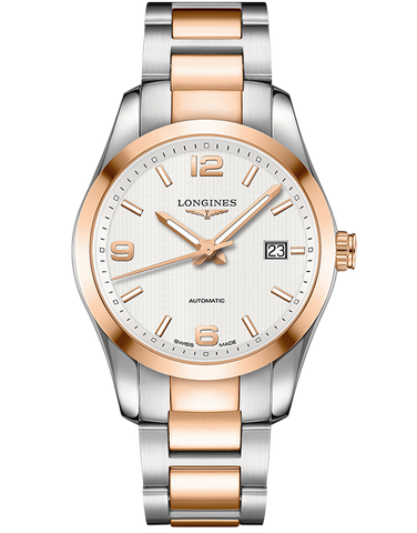 Longines Conquest Classic - Automatic Watch - L2.785.5.76.7