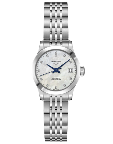Longines Record Collection - Automatic Watch - L2.320.4.87.6 - 767737