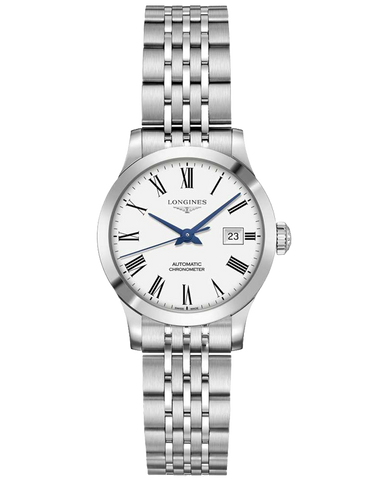 Longines Record Collection - Automatic Watch - L2.321.4.11.6 - 767738