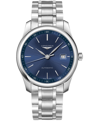 Longines Master Collection - Automatic Watch - L2.793.4.92.6 - 762878