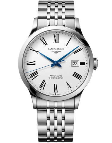 Longines Record Collection - Automatic Watch - L2.821.4.11.6 - 767939