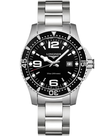 Longines HydroConquest - Quartz Watch - L3.640.4.56.6