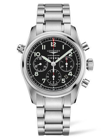 Longines Spirit Collection - Automatic Watch - L3.820.4.53.6 - 782054