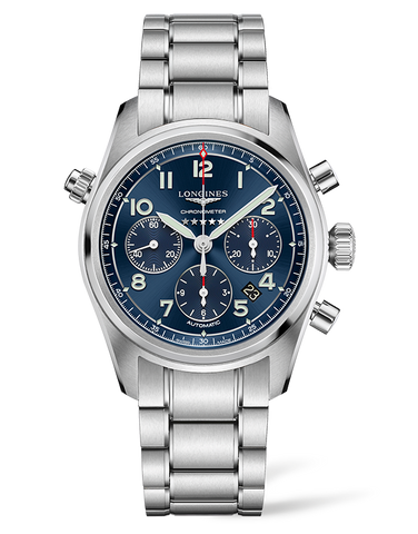 Longines Spirit Collection - Automatic Watch - L3.820.4.93.6 - 782053