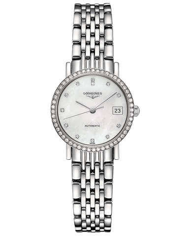 Longines Elegant Collection - Automatic Watch - L4.309.0.87.6 - 756917
