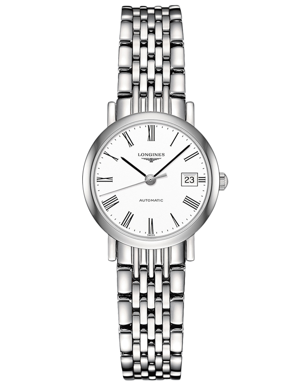 Longines Elegant Collection - Automatic Watch - L4.309.4.11.6 -756918 - Salera's