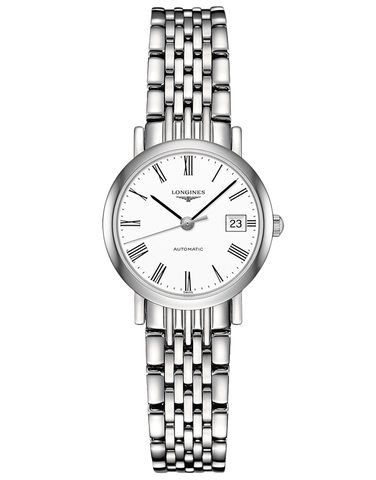 Longines Elegant Collection - Automatic Watch - L4.309.4.11.6