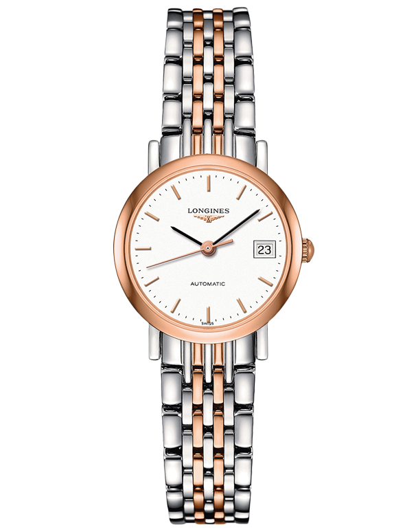 Longines Elegant Collection - Automatic Watch - L4.309.5.12.7 - Salera's Melbourne, Victoria and Brisbane, Queensland Australia