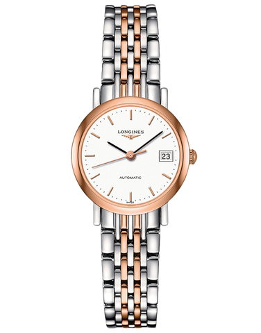Longines Elegant Collection - Automatic Watch - L4.309.5.12.7 - 756922