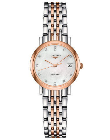 Longines Elegant Collection - Automatic Watch - L4.309.5.87.7 - 756924