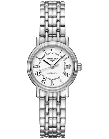 Longines Presence - Automatic Watch - L4.321.4.11.6 - 753982