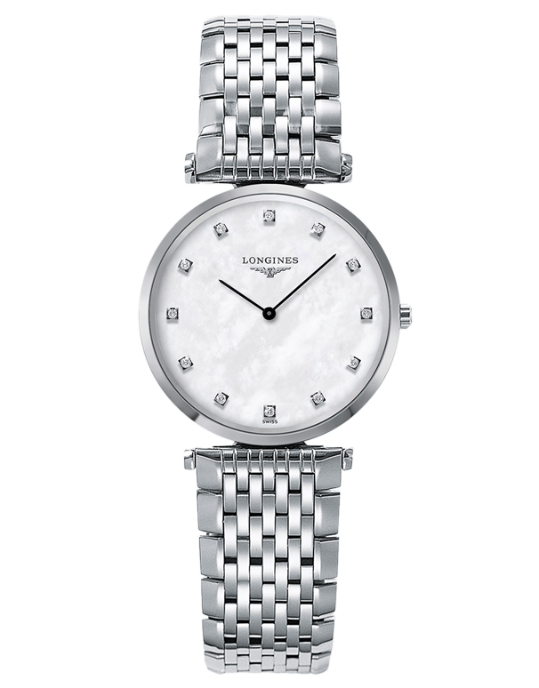 Longines La Grande Classique - Quartz Watch - L4.512.4.87.6 - 746998 - Salera's