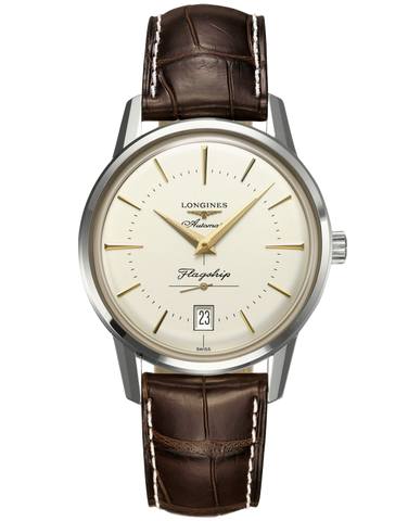 Longines Heritage - Flagship Heritage Men's Watch - L4.795.4.78.2 - 745522