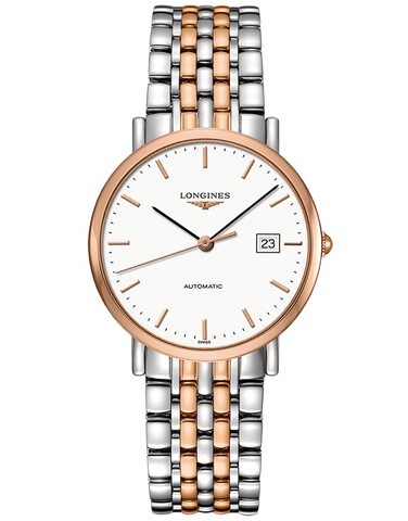 Longines Elegant Collection - Automatic Watch - L4.810.5.12.7 - 756933