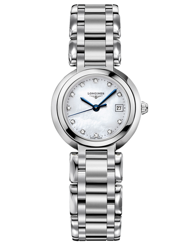 Longines Prima Luna - Quartz Watch - L8.110.4.87.6