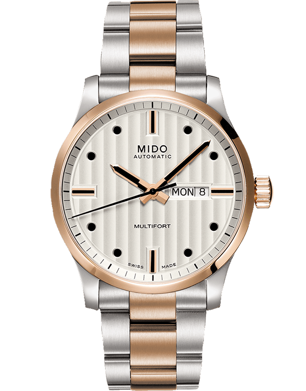 MIDO - Multifort Automatic Men's Watch - M0054302203180 - 781823