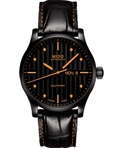 MIDO -  Multifort Special Edition Automatic Men's Watch - M0054303605180 - 781829