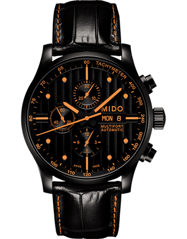 MIDO -  Multifort Chronograph Special Edition Automatic Men's Watch - M0056143605122- 781830