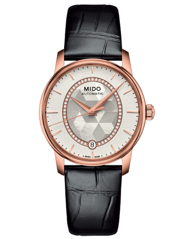 MIDO - Baroncelli Automatic Ladies Watch - M0072073611600