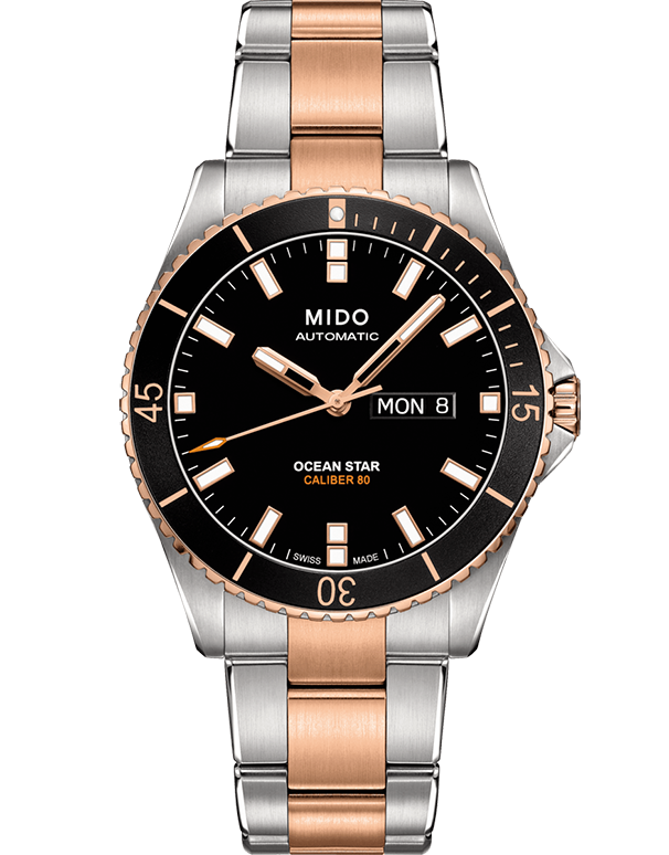 MIDO - Ocean Star Automatic Men's Watch - M0264302205100 - 781835