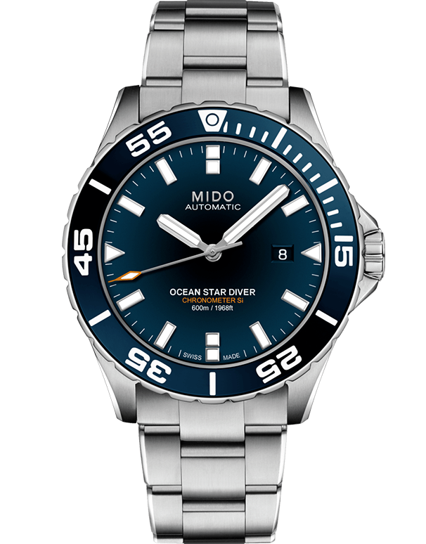 MIDO - Ocean Star Diver Automatic Men's Watch - M0266081104100 - 781838