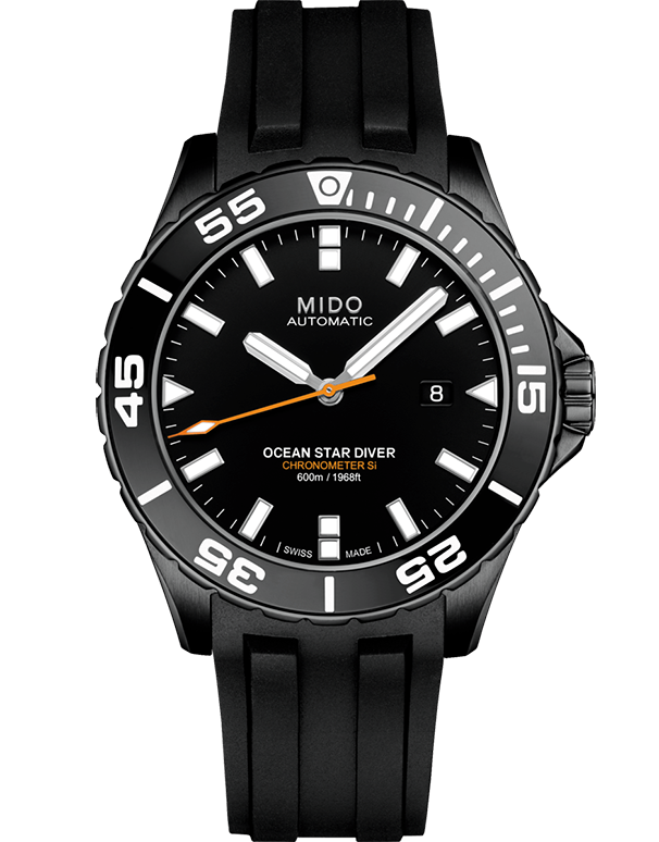 MIDO - Ocean Star COSC SI Automatic Men's Watch - M0266083705100 - 781840