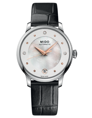 MIDO - Baroncelli Automatic Ladies Watch  - M0392071610600