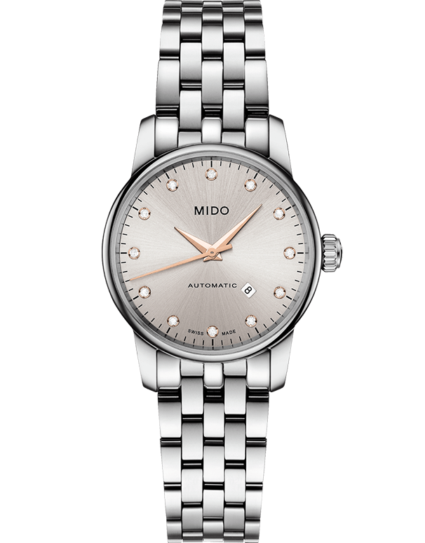 MIDO - Baroncelli Automatic Ladies Watch - M76004671 - 781799