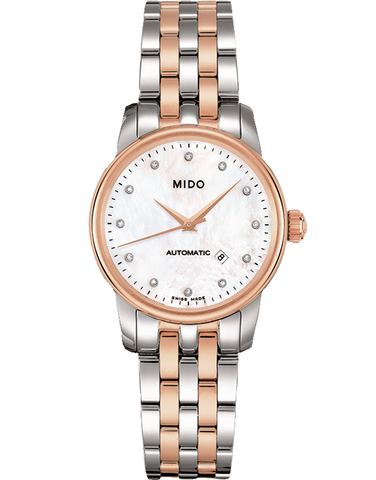 MIDO - Baroncelli Automatic Ladies Watch - M76009691 - 781797