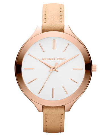 Michael Kors - Slim Runway Quartz Watch - MK2284