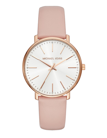 Michael Kors - Pyper Pink Analogue Watch - MK2741 - 781655